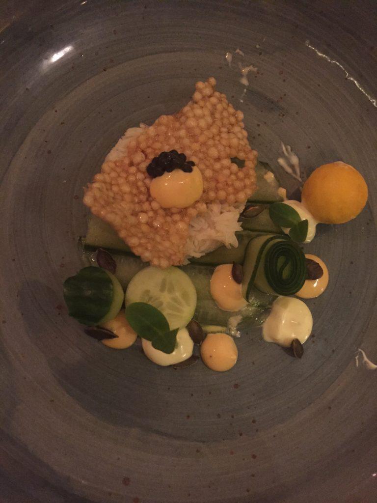 sherryproeverij bij Restaurant De Voorkamer Udenhout Brabant voorgerecht Foodblog Foodinista
