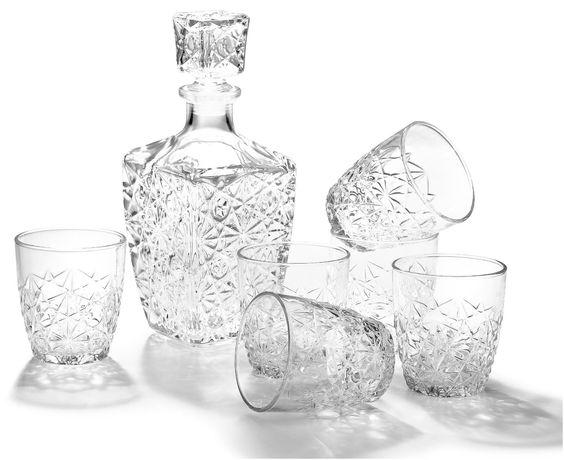 whiskyset met glazen kerst cadeautjes tips voor foodies van foodblog Foodinista