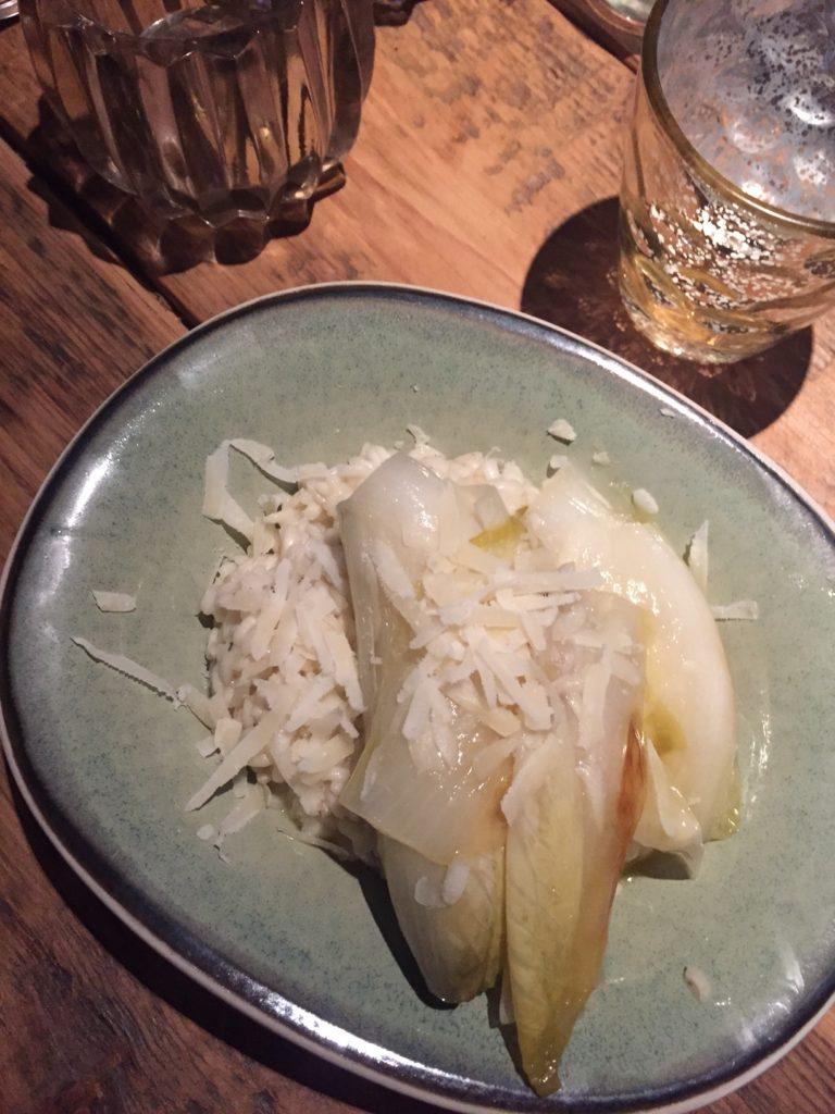 risotto met gesmoorde witlof recept van foodblog Foodinista