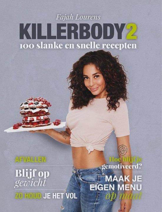 Kookboeken tips van foodblog Foodinista Killerbody dieet een gezonde start van het jaar