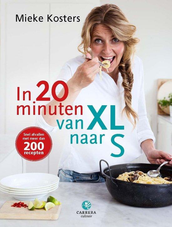 Kookboeken tips van foodblog Foodinista van XL naar S gezonde start van het jaar
