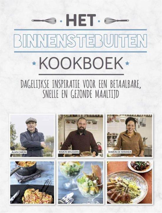 Kookboeken die je wilt hebben het Binnenstebuiten kookboek foodblog Foodinista
