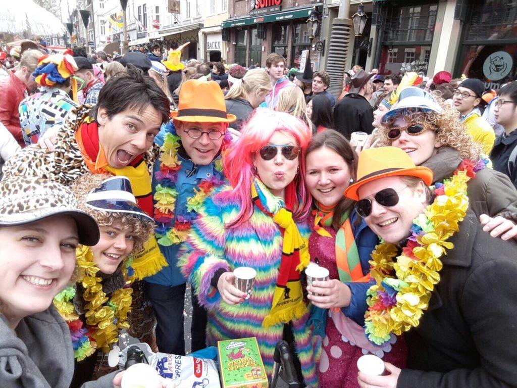 Carnaval 2017 in Breda dagboek februari blogger Foodinista