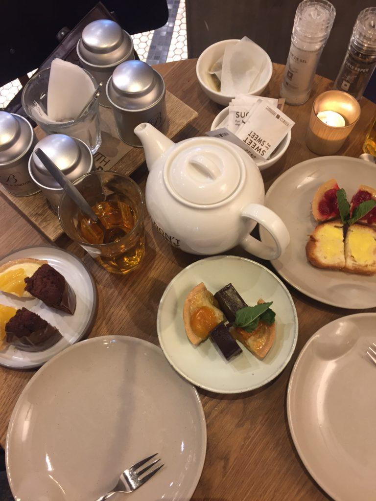 Zoete hapjes high tea Vlaamsch Broodhuys Den Bosch Februari Dagboek Foodblog Foodinista