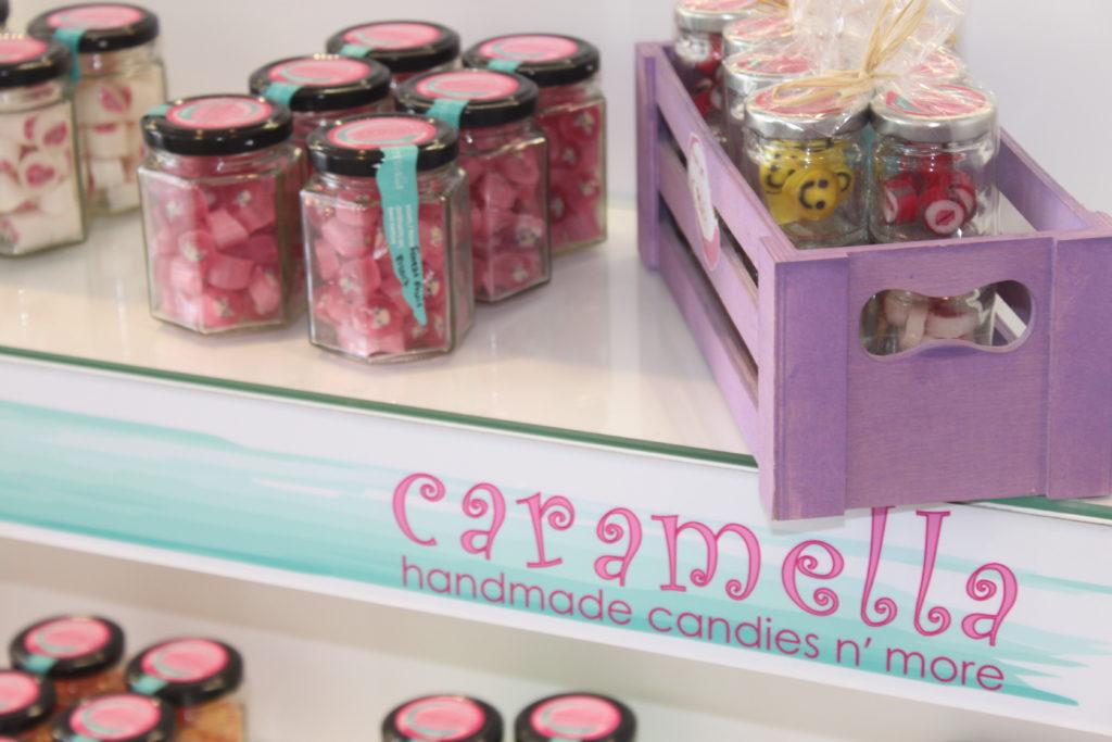 Handgemaakte snoepjes bij Caramellas in Naxos Cycladen Griekenland Foodblog Foodinista