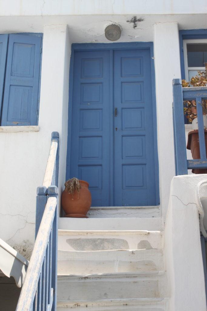 Dineren bij restaurant Metaxa Old Market Naxos Cycladen Griekenland Foodblog Foodinista