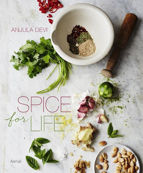 Kookboek review Spice for Life Foodblog Foodinista