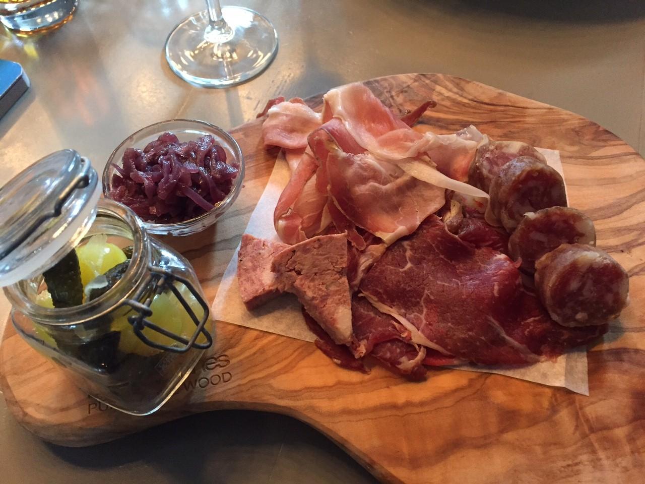 Lunchen bij Restaurant Joost in Amsterdam foodblog Foodinista