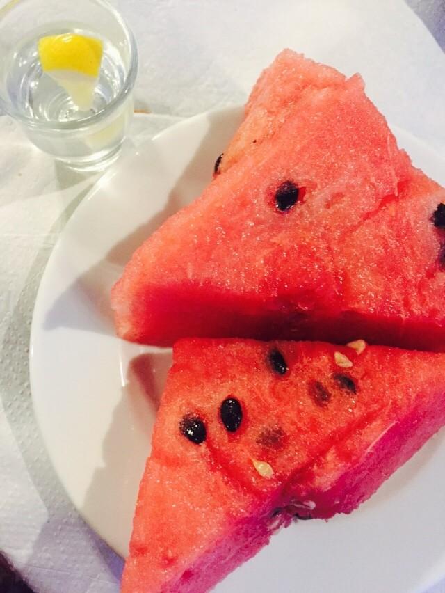 Watermeloen met Kytron