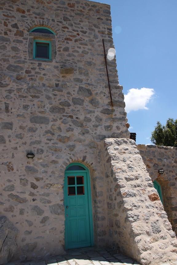 B&B in oude Griekse woningen Griekse eilanden Chios reistips