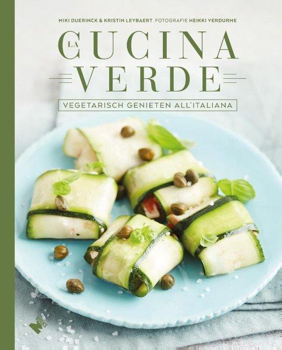 Nieuwe Italiaanse kookboeken tips Foodblog Foodinista La Cucina Verde Vegetarisch