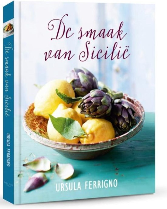 Italiaanse kookboeken tips Smaak van Sicilië Foodblog Foodinista