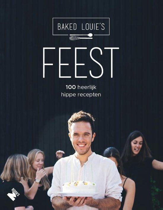 Kookboek review Feest Baked Louie's met recept wolkeneitjes Foodblog Foodinista