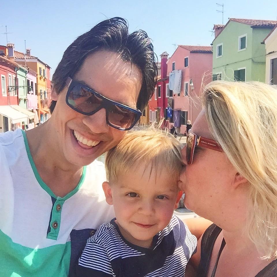 Kamperend Europa ontdekken met het gezin Foodinista