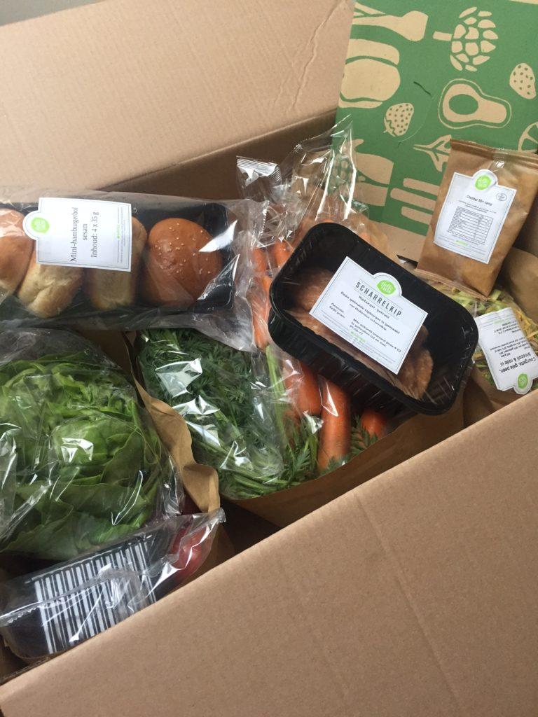 Hello Fresh actie met korting Foodblog Foodinista