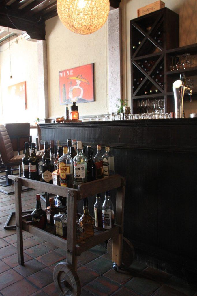 Restaurant Bij Kees in Zierikzee Bargedeelte Foodblog Foodinista