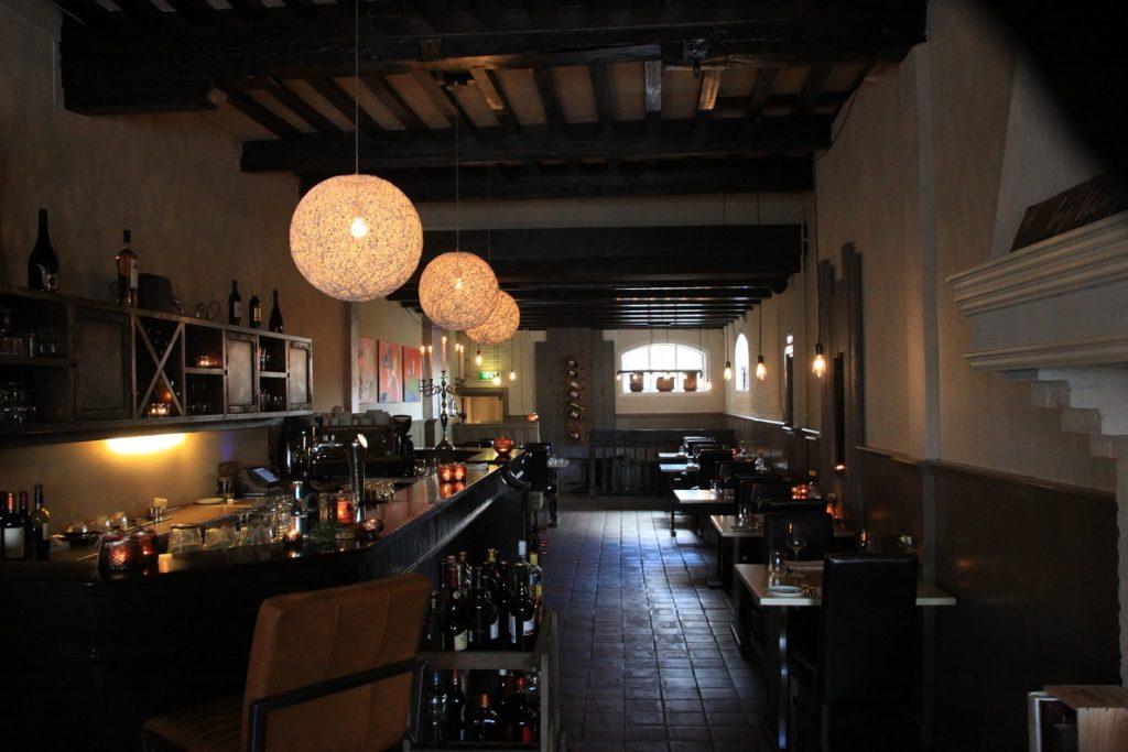 Restaurant Bij Kees in Zierikzee Interieur Foodblog Foodinista