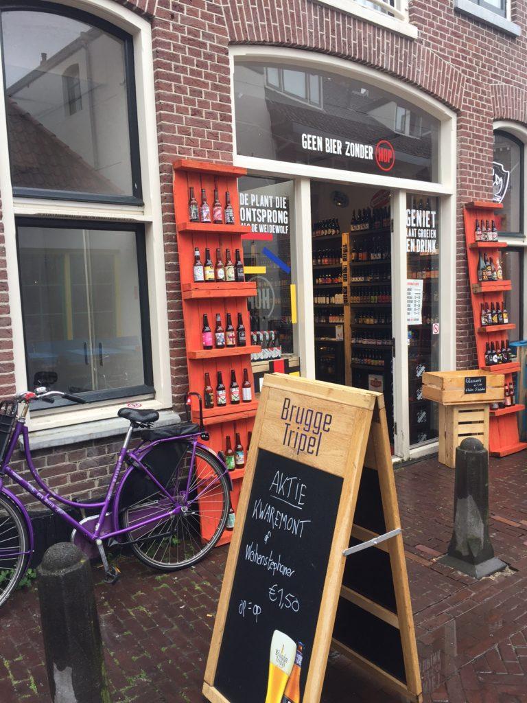 Ontdekken en proeven in mooi Amersfoort Speciaalbier winkel Hop Foodblog Foodinista