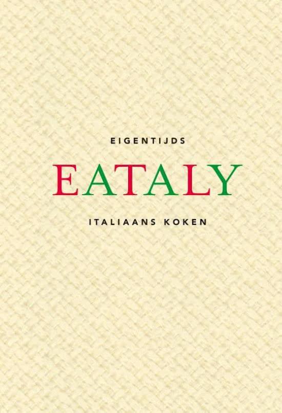 Kookboeken om van te smullen Eataly foodblog Foodinista