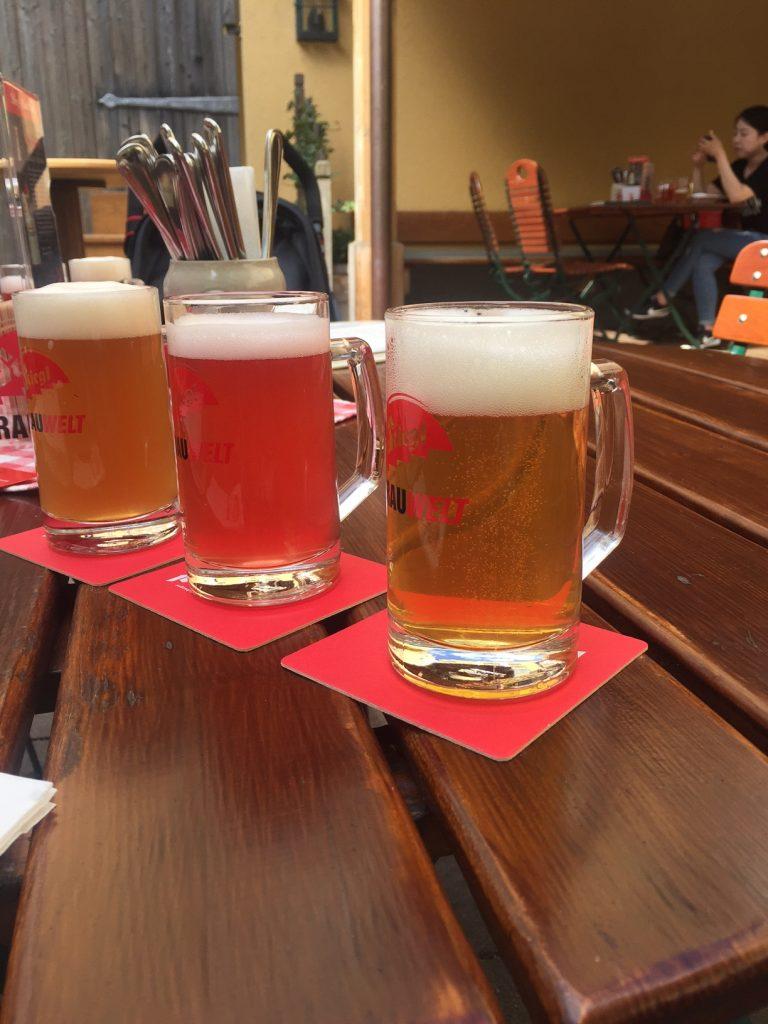 Bier Proeverij bij Stiegl Brauwelt in Salzburg