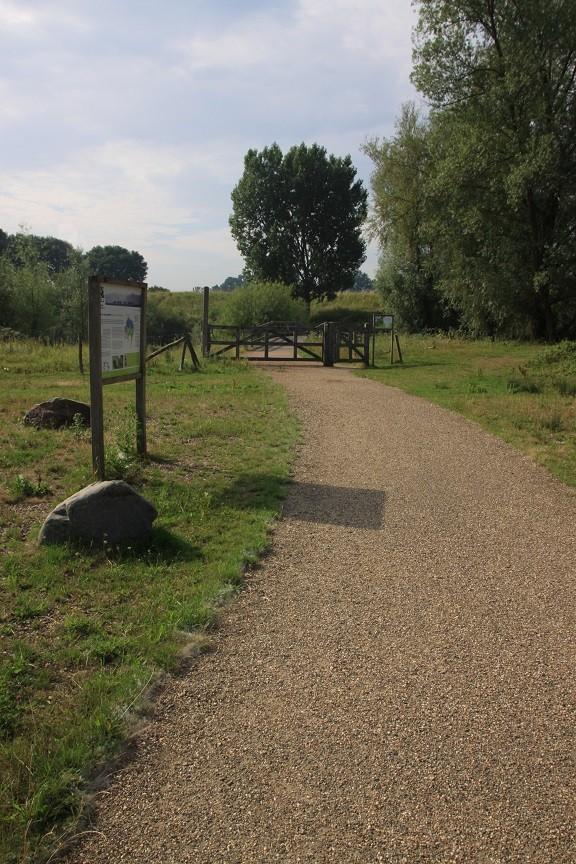 Wandelen met een maasverkenner door Rivierpark Maasvallei Limburg
