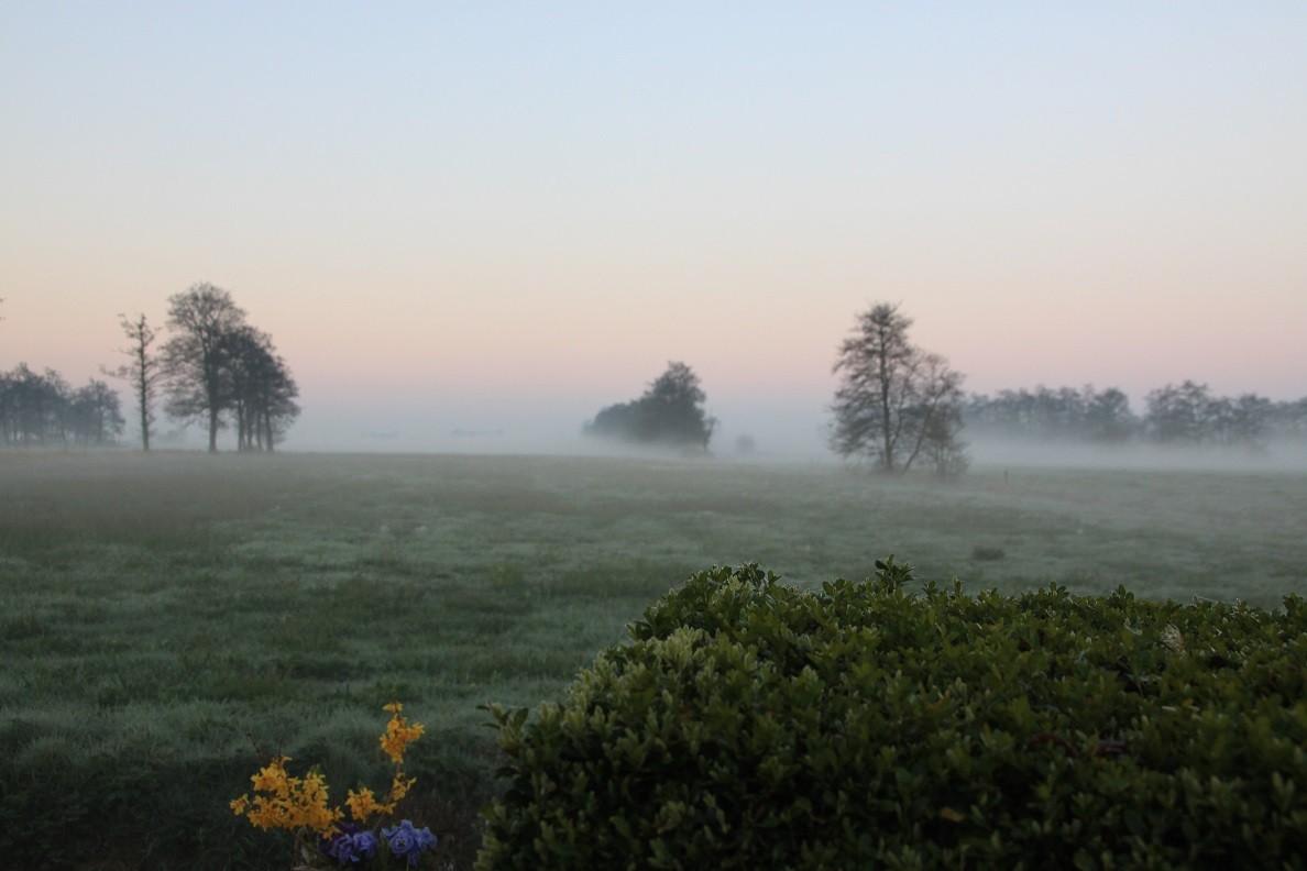 Wakker worden in de Aldea Feanen weekendje Friesland Foodblog Foodinista