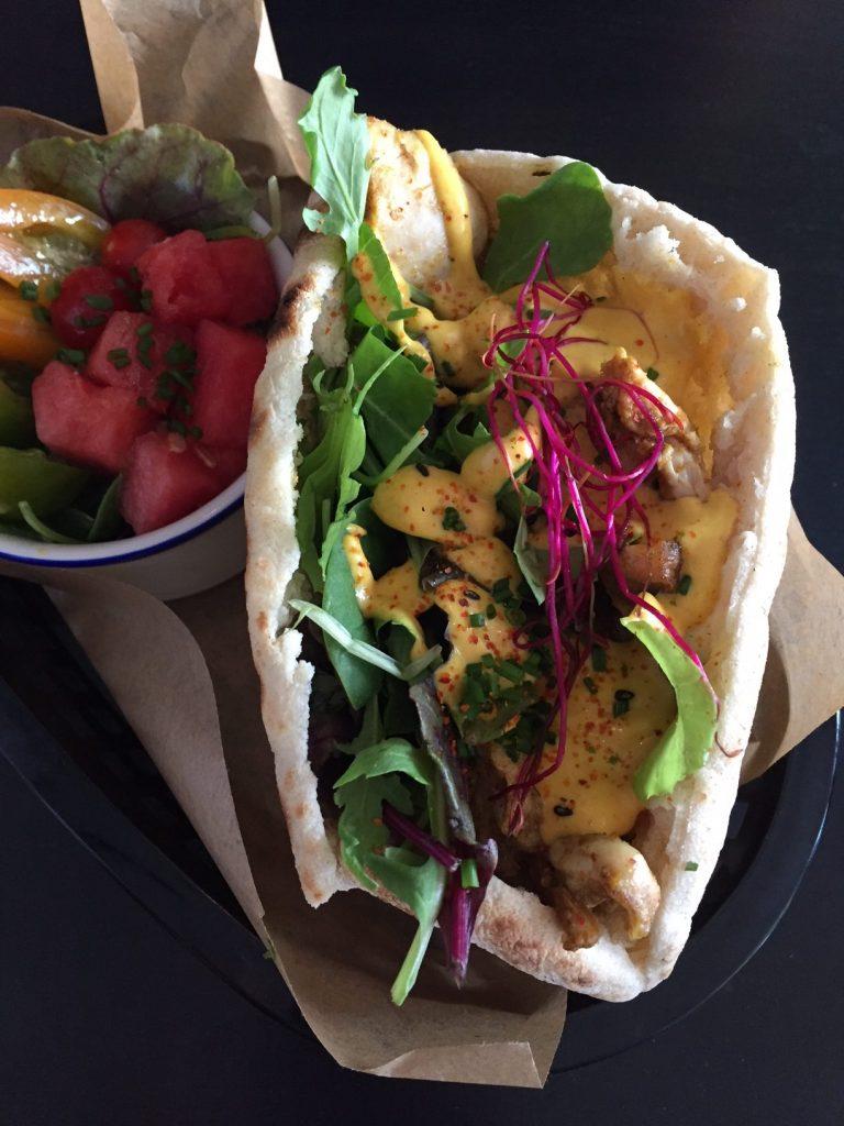Kipshoarma gezondigen bij SNCKBR in Eindhoven Foodblog Foodinista