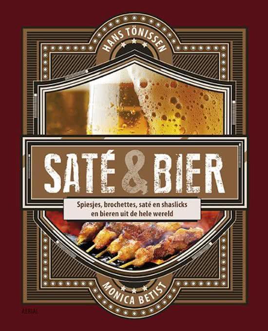 Kookboek Saté & Bier kookboek review en shaslick recept foodblog Foodinista