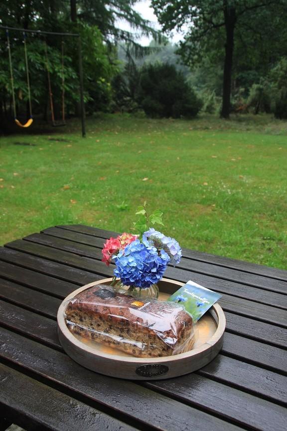 Ontvangst met Krentenwegge bij Landhuis de Spreng in Twente Ootmarsum Foodblog Foodinista