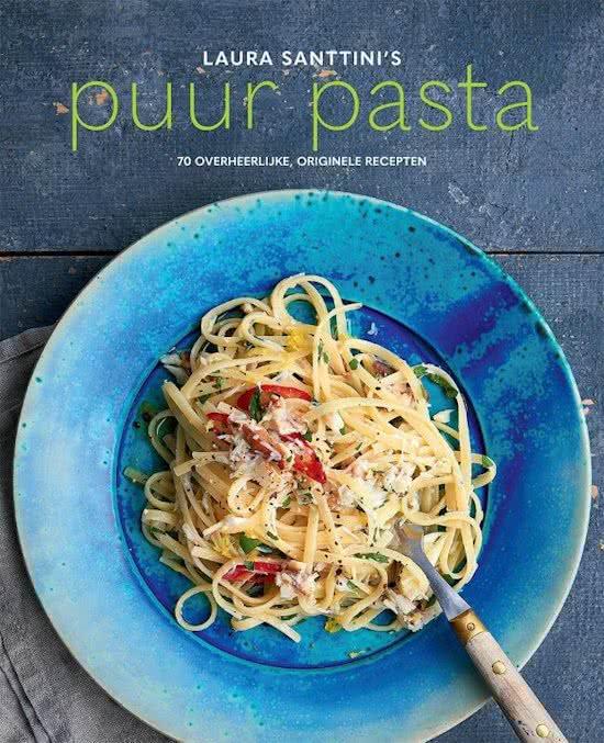 Zomerse kookboeken tips Puur Pasta van Foodblog Foodinista