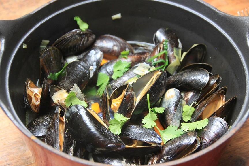 Mosselen op Aziatische wijze recept van Foodblog Foodinista