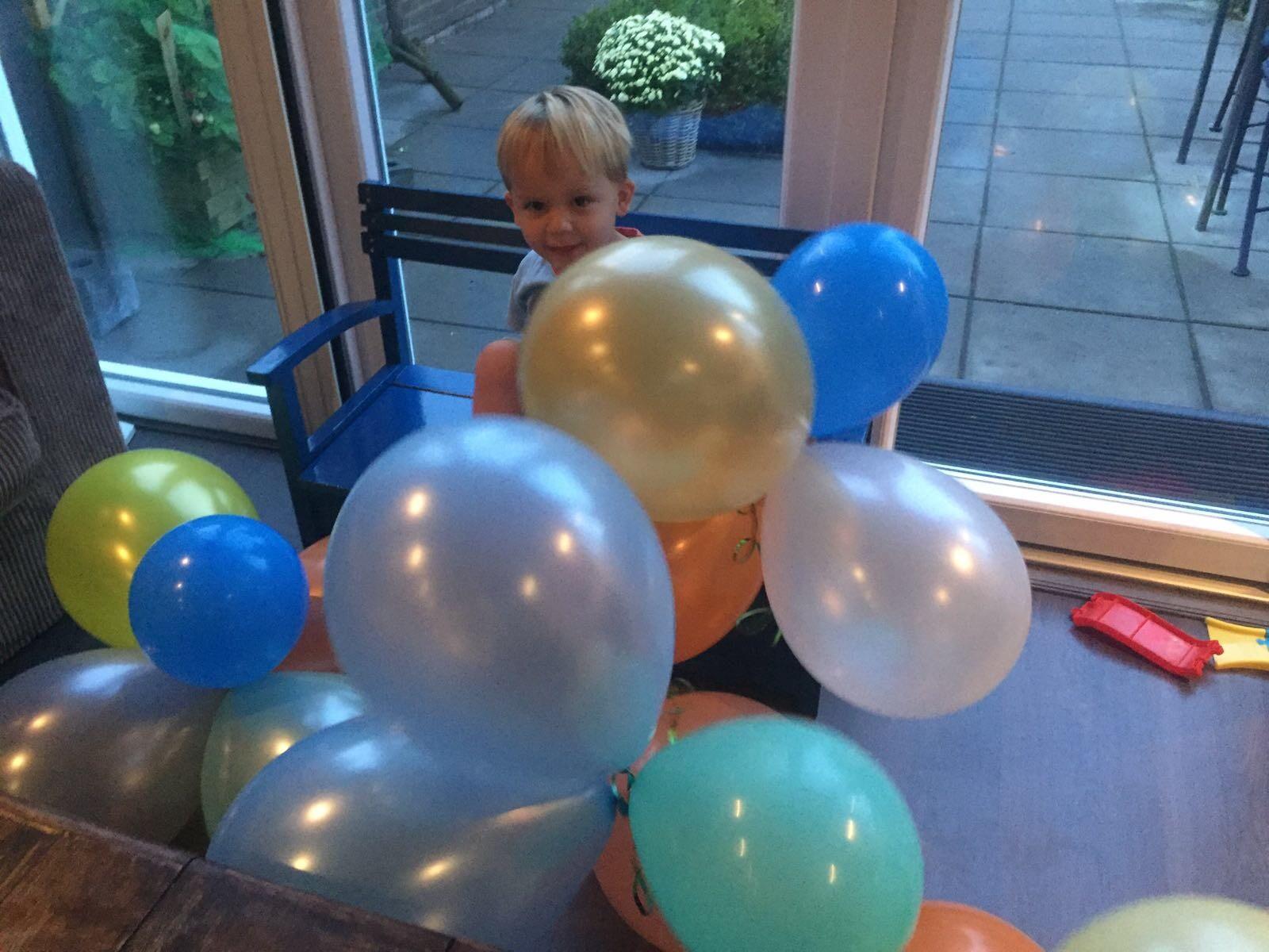 Derde peuterverjaardag vieren blog Foodinista