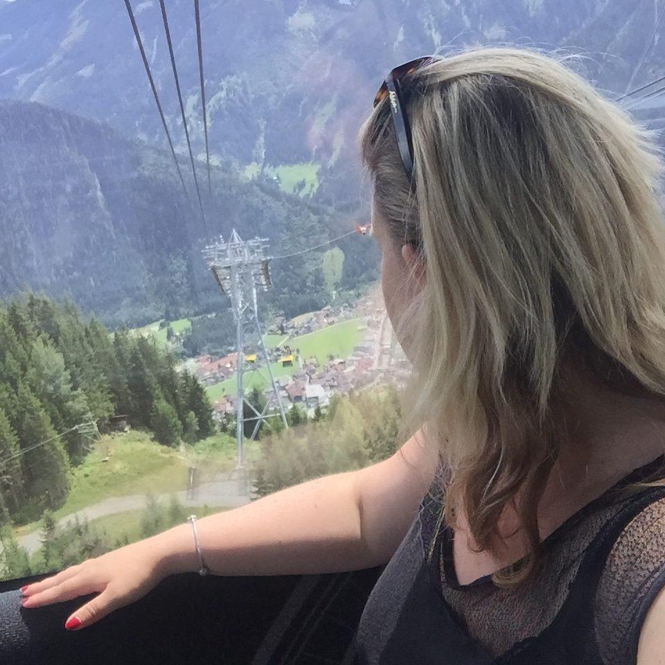 Omhoog met de Penkenbahn Mayrhofen Tirol Oostenrijk reistips Foodie in Tirol Foodblog Foodinista