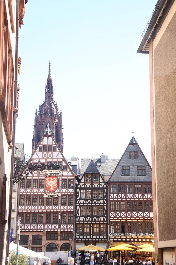 Frankfurt Altstadt ontdekken Foodblog Foodinista