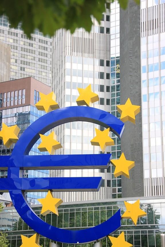 Sightseeing in Frankfurt Eurogebouw