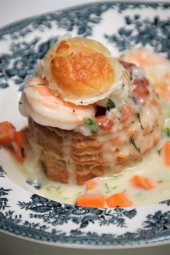 Ragout met garnalen van foodblog Foodinista