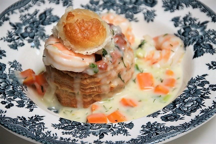Garnalenragout recept van Foodblog Foodinista