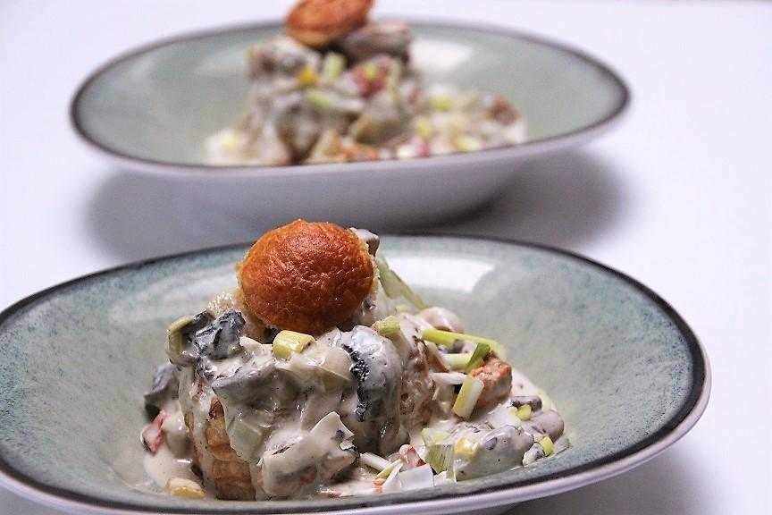 Mosselragout recept uit Easy Nordic kookboek review Foodblog Foodinista