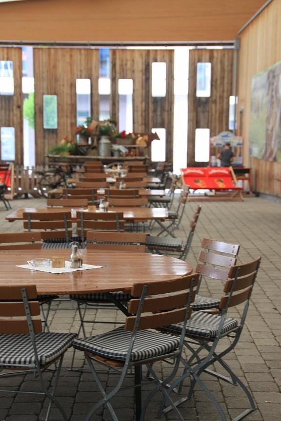 Restaurant Erlebniss sennerei Mayrhofen Foodblog Foodinista