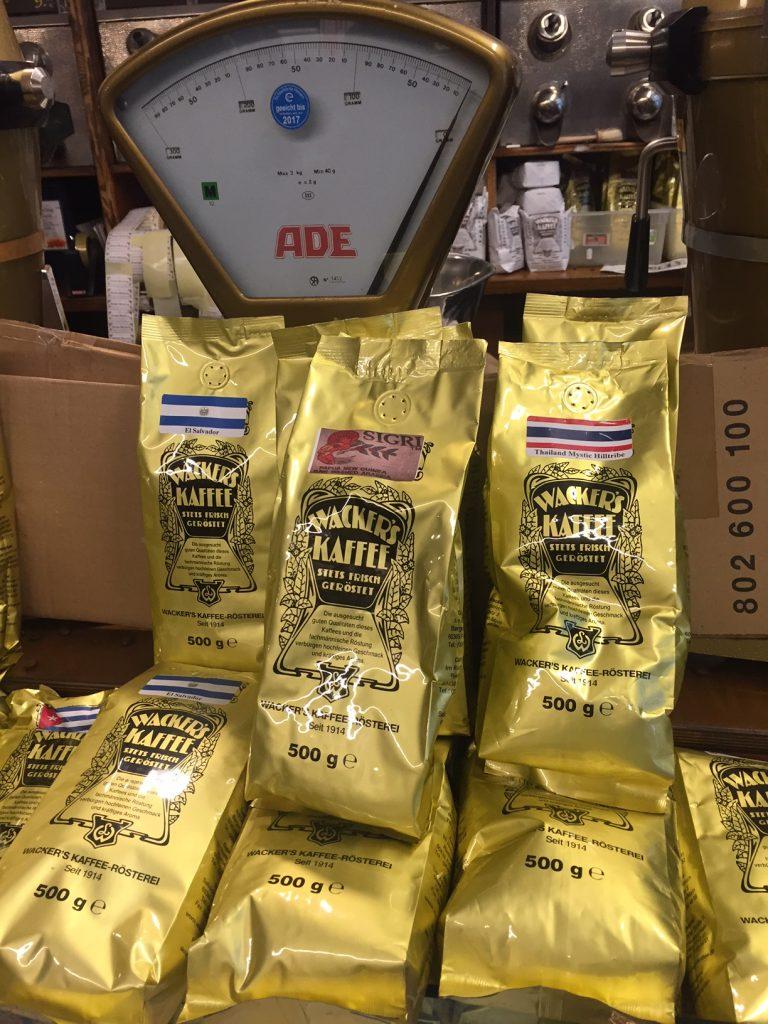 Wackers Kaffee Foodie in Frankfurt koffiezaakjes ontdekken foodblog Foodinista