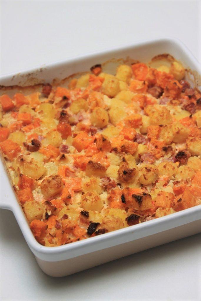 Ovenschotel met pompoen recept van Foodblog Foodinista