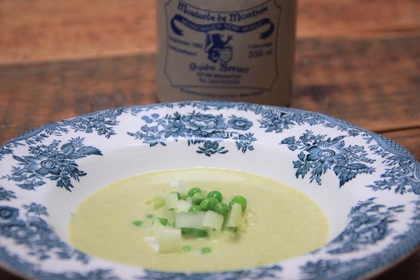 Riesling Mosterdsoep recept van Foodblog Foodinista