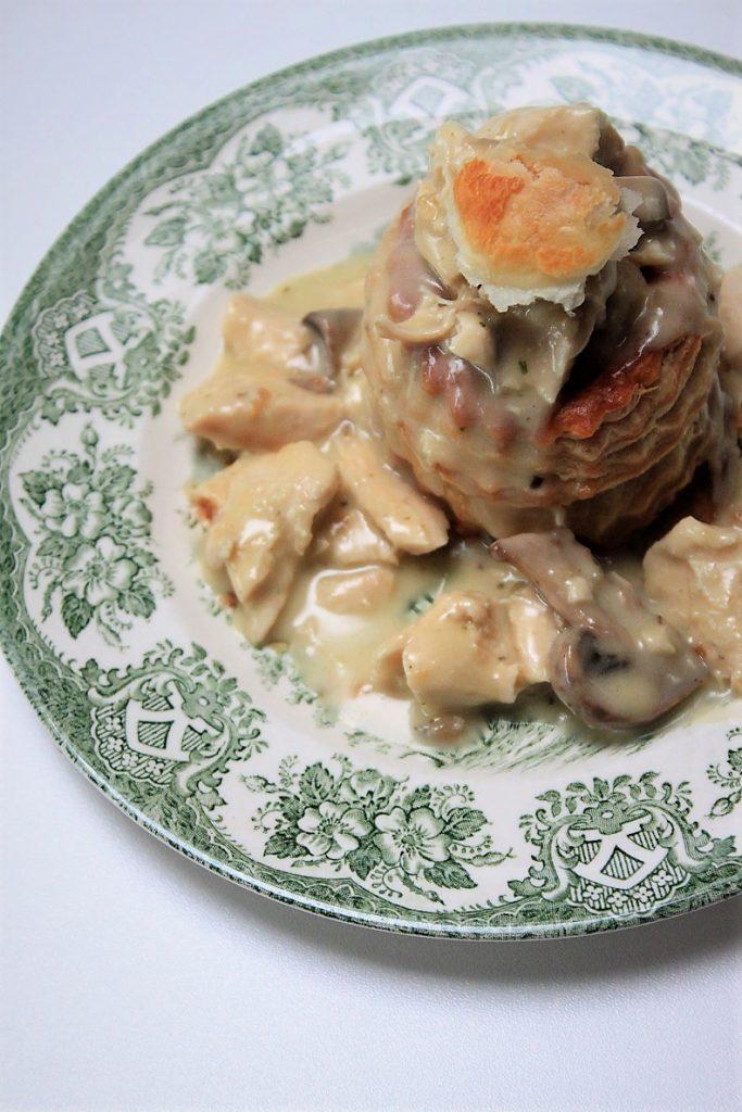 Kippenragout met champignons recept van Foodblog Foodinista
