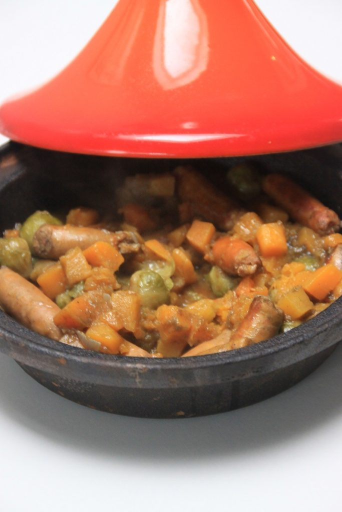 Merguez tajine met gemengde groente recept van Foodblog Foodinista