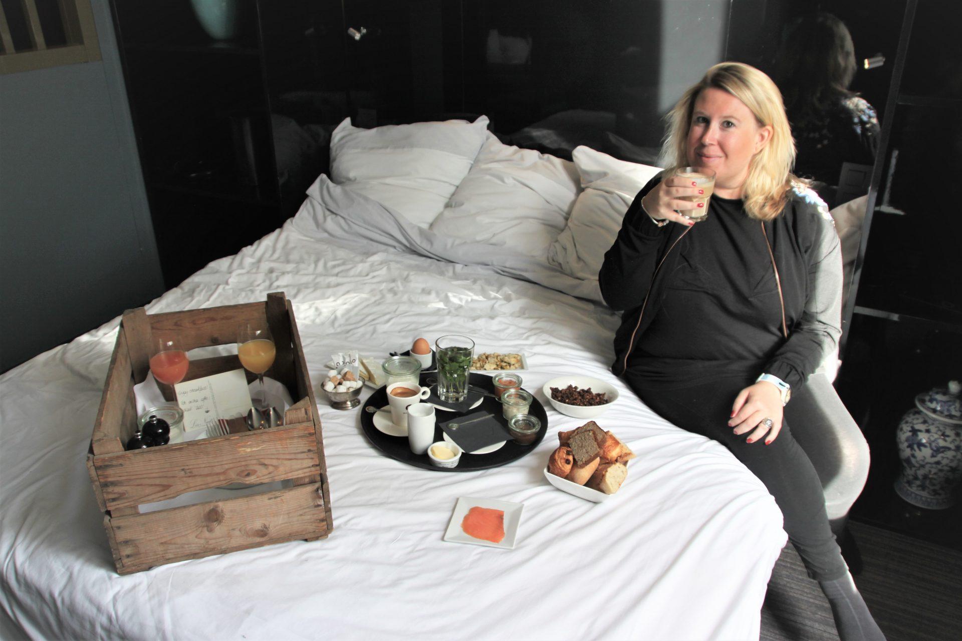 Overnachten bij Hotel Les Nuits in Antwerpen Foodinista