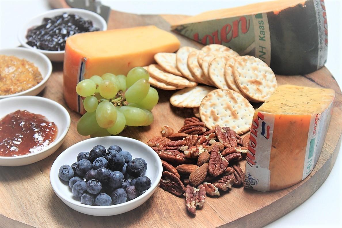Echte Nederlandse kaasplank tips van Foodblog Foodinista