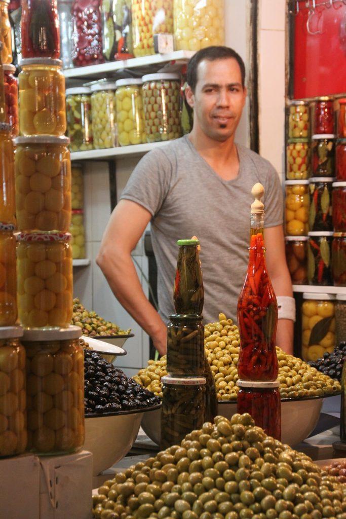 Olijven foodtour in Marrakech Foodblog Foodinista