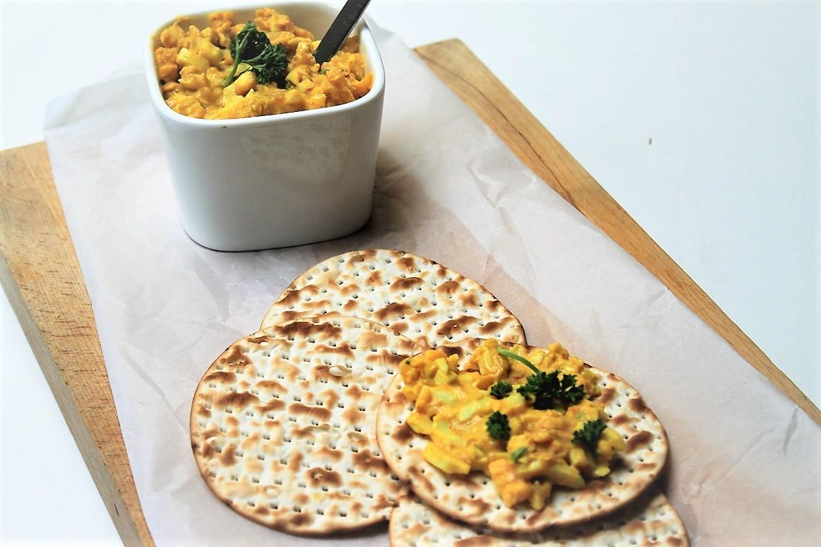 Surinaamse eiersalade recept van Foodblog Foodinista