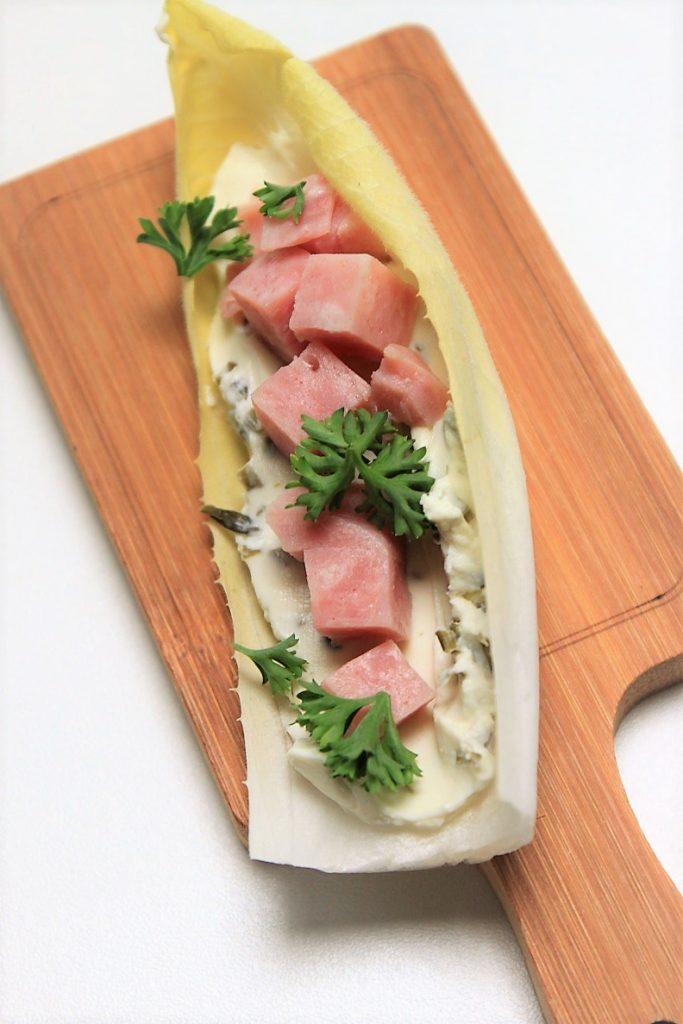 Witlofschuitjes ham kaas recept foodblog Foodinista