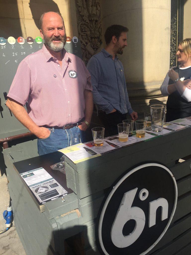Bijzondere bieren van 6n brewerij International Beer Festival Leeds Foodblog Foodinista